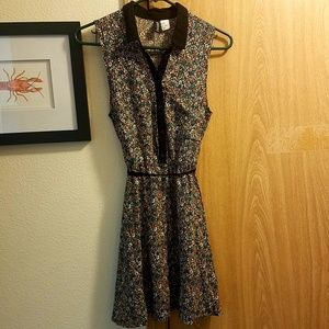 H&M Women's Floral Tank Dress